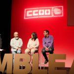 Éxito de participación en la asamblea de delegados y delegadas de CCOO del barcelonés
