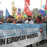 El Sector del Mar contra el dumping social