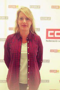Cristina Lopez CCOO